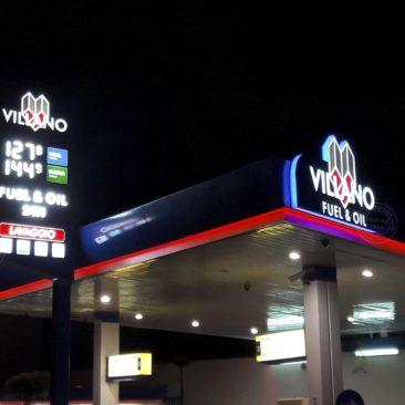 Insegne Distributori Benzina