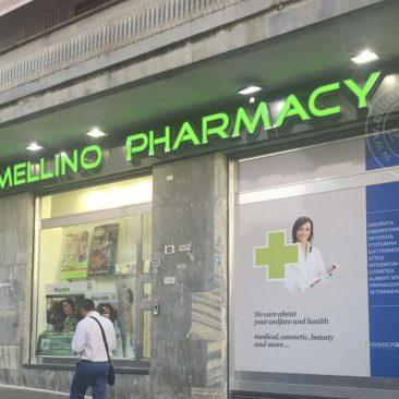 Insegne Farmacia